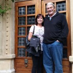 Debi Hamilton & David Francis