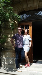 Adam McCulloch & Emma Sloley